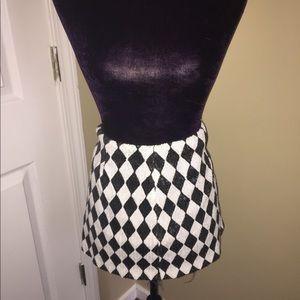 BeBe sequined skirt